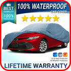 Toyota Camry Car Cover - Ultimate Full Custom-fit All Weather Protection