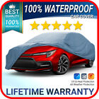 Toyota Corolla Car Cover - Ultimate Full Custom-fit All Weather Protection