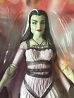 Lily Munster ....Diamond Select Toys Munsters Action Figure. Grandfather clock.