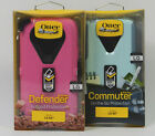 Otterbox Commuter Defender LG G5 Black Pink Aqua Sky Phone Case