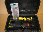 DeWALT DC600 3.6V Cordless Screwdriver c/w Battery+Charger+HD Case *FREE BITS*