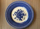 ''OUT OF THE BLUE'' --  BY CHURCHILL  -- DINNER PLATE --