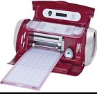 CRICUT CAKE Mini Personal Electronic Cutter Machine For Decorating Kitchen Red