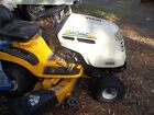 Cub Cadet riding mower with 46