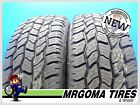 2 NEW 285/70/17 COOPER DISCOVERER A/T3 TIRES JEEP WRANGLER 2017 DOT AT3 2857017