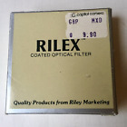 Rilex 55 mm Yellow Lens Filter 8-Y in Original Box, Riley Marketing, 1970's