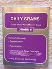 Daily Grams Guided Review Aiding Mastery Skills Gr 6 By Wanda C Phillips