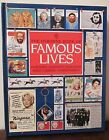 Usborne Book of Famous Lives Inventors Scientists Kings Queens Tapestry of Grace