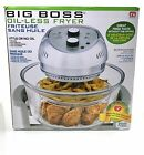 Oil Less Air Fryer Electric Healthy Deep Large Air Cooker High Speed  6 qt