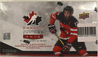 2015 Upper Deck Canada Juniors Plus Women's Team Factory Sealed Hobby Box