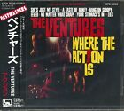 The Ventures - Where The Action Is (CD, Japan) - Instrumental R&R/Beat