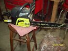 Vintage Poulan Chainsaw 3314 with 14
