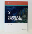 Alpha Omega Lifepac History  Geography Teachers Guide 7th Grade Paperback