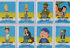 Family Guy Seasons 3 4 And 5 Autograph Card Selection NM Leaf 2011