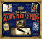 2016 UD Goodwin Champions Sealed Hobby Box 1s Ben Simmons Lebron MJ auto !?! WoW