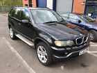 LARGER PHOTOS: 2002 BMW X5 SPORT AUTO BLACK