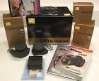 Nikon D90 VR Kit With Many Extras Slightly Used