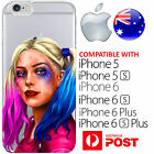 Case Cover Silicone DC Comics Harely Quin Rainbow Hair Margot Robbie FreshPrint