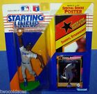 1992 DARRYL STRAWBERRY Los Angeles Dodgers - low s/h - Starting Lineup
