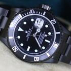 Rolex Men's Submariner  Stainless Steel PVD 40mm - Pre-Owned