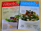 Weight Watchers Weeklies March 25 31 2012 and July 22 28 2012