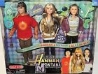 Disney HANNAH MONTANA LILLY  OLIVER Dolls Target Exclusive Fab Friends 3 Miley