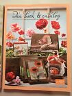 Stampin Up Retired IDEA BOOK  CATALOG 2011 2012 New Condition Stamp