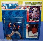 1993 ROGER CLEMENS Boston Red Sox - low s/h - Starting Lineup double card