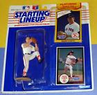 1990 ROGER CLEMENS Boston Red Sox - low s/h - Starting Lineup + bonus 1984 card