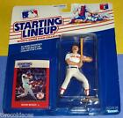 1988 WADE BOGGS Boston Red Sox Starting Lineup Rookie - low s/h - 3000 hits