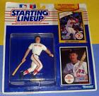 1990 MIKE GREENWELL Boston Red Sox - low s/h - Starting Lineup w/ 1987 card