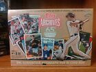 2016 Topps Archives 65th Anniversary Edition Retail Exclusive Box 1 Auto