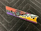 Bally Corvette Pinball Machine Left Inlane Playfield Plastic NOS FREE SHIP