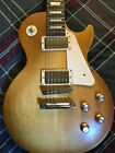 Gibson 2017 Les Paul Tribute T Faded Honey Burst with Gig Bag