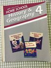 A Beka Home School History  Geography 4 Curriculum Lesson Plans