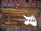 vintage 1982 BC Rich Mockingbird Bass Guitar
