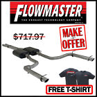 Flowmaster 817508 Cat-Back Exhaust 2011-2014 Dodge Charger RT Chrysler 300C 5.7L