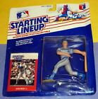1988 ROB DEER Milwaukee Brewers Rookie - low s/h - Starting Lineup