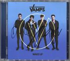 AUTOGRAPHED--> THE VAMPS Wake Up SIGNED Deluxe CD Silentó CHEATER I Found a Girl