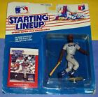 1988 HAROLD BAINES Chicago White Sox Rookie #3 - low s/h - slu Starting Lineup