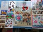 New Kids on the Block comic book stickers + Backstreet Boys stickers + MORE