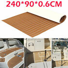 35X94 Brown Self Adhesive EVA Foam Marine Boat Flooring Teak Decking Floor Mat