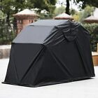 The Bike Shield Motorcycle Shelter Storage Cover Tent Garage Outdoor