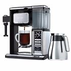Ninja Coffee Bar Thermal Carafe System Stainless Steel Double Brewer Frother New