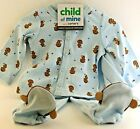 Child of Mine Baby Boy 3 piece Outfit Happy Monkey size 3 6m NWT BABY GIFT