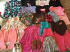 18 Month Baby Girl Clothes Lot 24 pc Carters Circo Osh Kosh Jumping Beans Keds