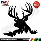 Hunting Hunters Premium Car Wall Decal Sticker Car Wall Laptop Deer Wild Life