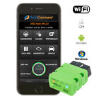 Elm327 Wifi Bluetooth Obd2 Car Code Reader Diagnostic Scanner For Iphone Android
