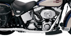 Bassani Power Curve True Dual Crossover Exhaust Fits Harley FLST FXST