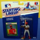 1989 OZZIE SMITH #1 St. Saint Louis Cardinals - low s/h - HOF Starting Lineup
